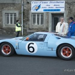 Coupe Florio 2012 , montée historique, Ford GT40