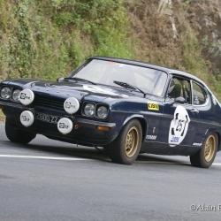 Coupe Florio 2012 , montée historique, Ford capri