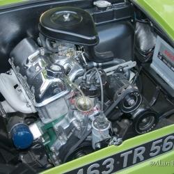 Coupe Florio 2012 , montée historique, mécanique Simca 1000