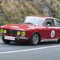 Coupe Florio 2012 , montée historique, Alfa Roméo Giulietta