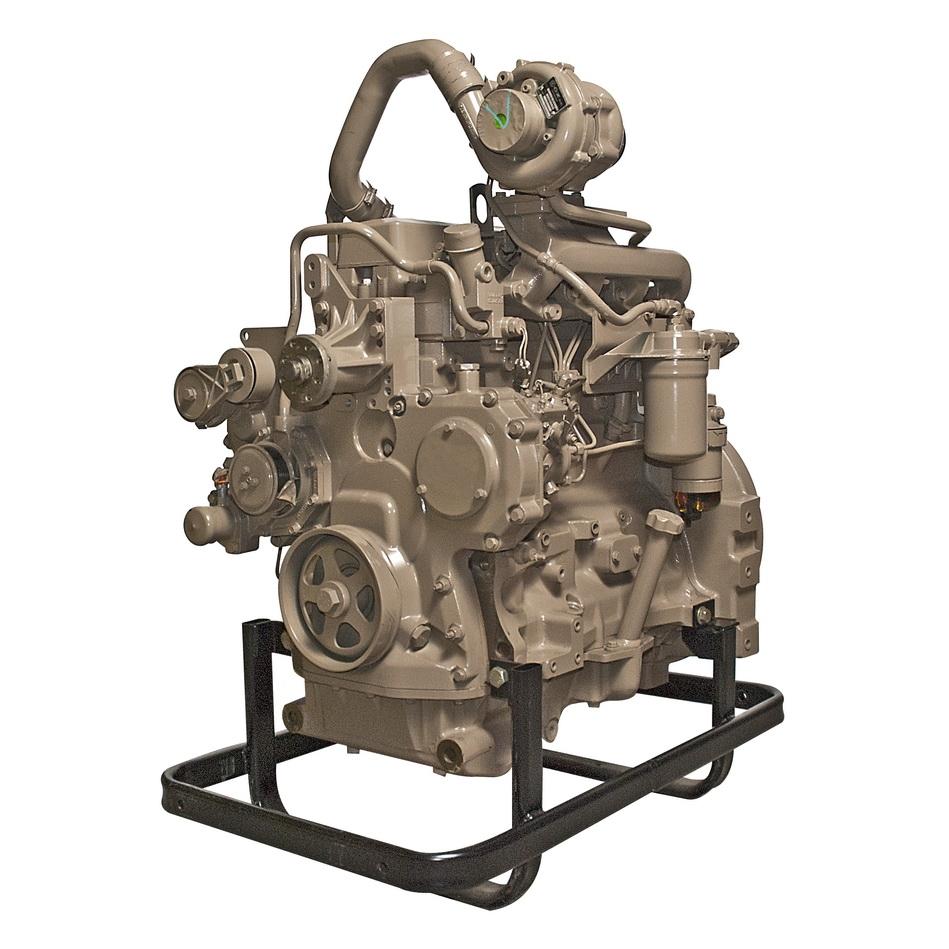 Moteur diesel turbo 4 cylinfres_4045TRT78