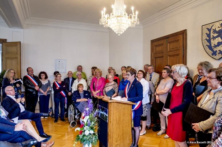 Discours de Christine Métois, Maire de Trégueux