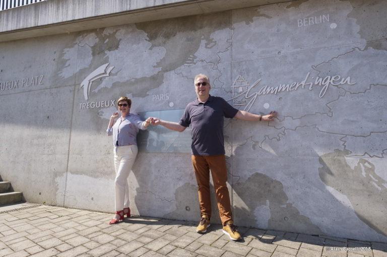 Jumelage Trégueux – Gammertingen